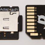 Adapta-Pi with microSD